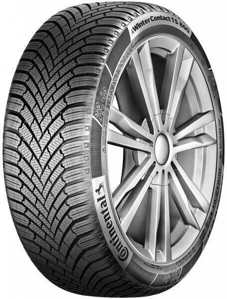 Continental ContiWinterContact TS 860 S RunFlat 275/45 R20 110V