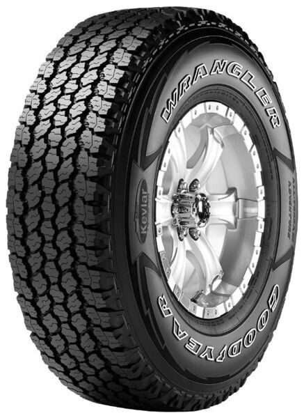Goodyear Wrangler All-Terrain Adventure With Kevlar  255/70 R16 111T