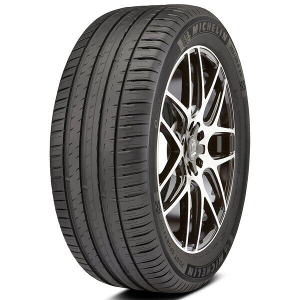 Michelin Pilot Sport 4  255/40 ZR19 100(Y)